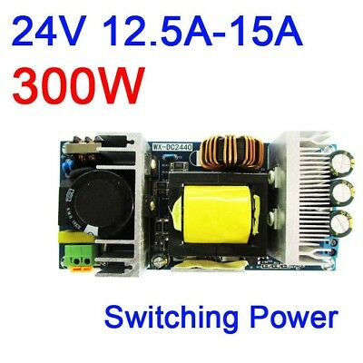 300W AC-DC Converter 220V-240V to 24V 12.5A-15A Switching Power Supply Module