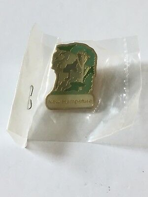 """Vintage New Hampshire """"Old Man Of The Mountain"""" Pin"""