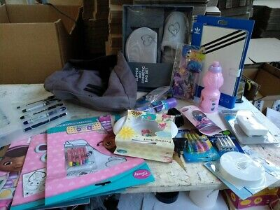 New 2x Brands Job lot Clearance car Boot Sale Market Wholesale