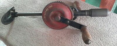 Vintage Millers Falls Breast Hand Drill