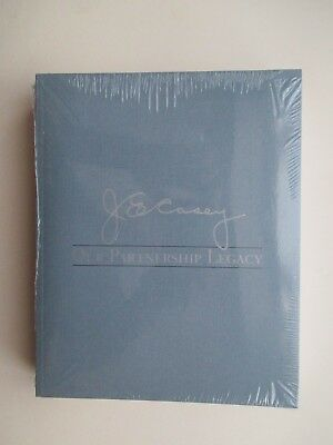 UPS Our Partnership Legacy 4 Volume Set New in Original Shrink Wrap Never Opened
