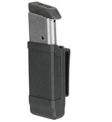 New Magazine Pouch Holster Belt CQC Single Stack Mag Black Case Hunting Military