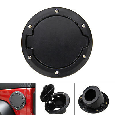 Gas Cover Jeep Cap Fuel Tanks, 2007-2018 Jeep Wrangler JK Unlimited Accessories