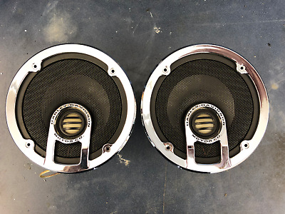 Harley-Davidson rear speaker kit with grid & Twitter P/N: 77026-10
