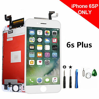 High Quality iPhone 6S Plus White Replacement LCD Touch Screen Digitizer