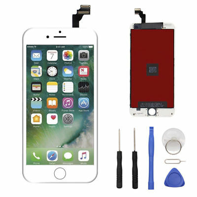 OEM Quality iPhone 6 Plus White Replacement LCD Touch Screen Digitizer Display