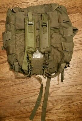 A Genuine US Medium Alice Pack With Shoulder Straps LC OD Green FREE SHIPPING