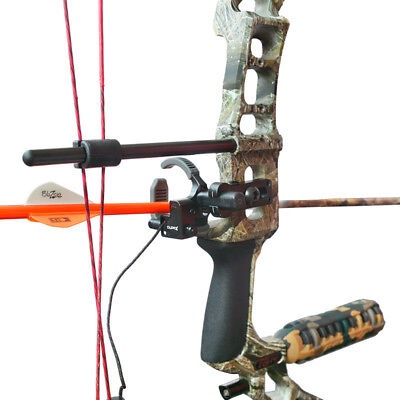Tactical Bow Archery Drop-Away Arrow Rest Right Hand For Compound Bow Hunting