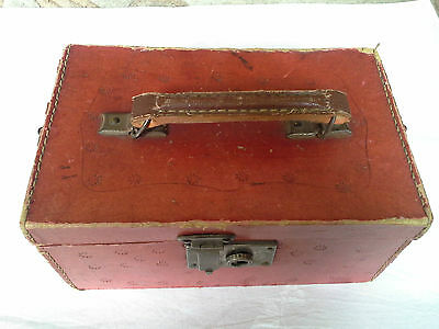 Vintage Mahjong 148 Tile Set with Carrying Case Pre 1947