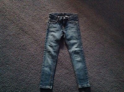 Girls Size 6 Fred Bare Jeans - As New
