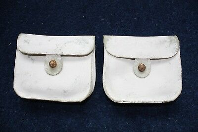 British Victorian Slade Wallace Pattern Ammo Pouches Reproduction