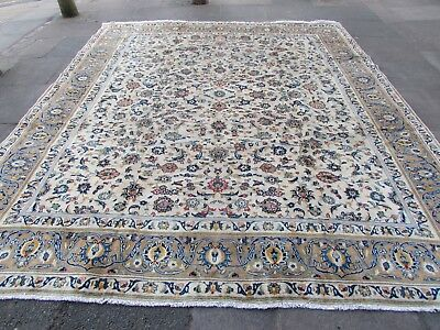 Fine Old Hand Made Traditional Persian Rugs Oriental Wool