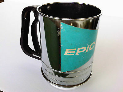 Vintage Sifter 60s Made in Japan Epic Ecko mid century kitchen