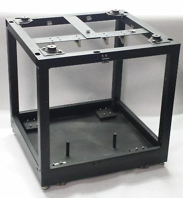 "HEAVY DUTY ROLLING LAB ANTI VIBRATION ISOLATION ISOLATOR TABLE 31""x29""x32"""