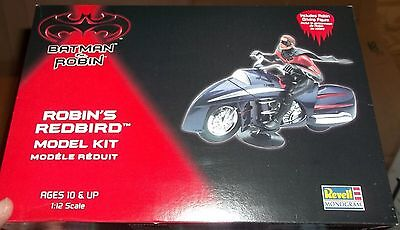 Batman & Robin's Redbird Model Kit 1:12 scale MIB