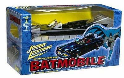 Johnny Lightning (the 1960's DC Comic Book) Batmobile Kit MIB