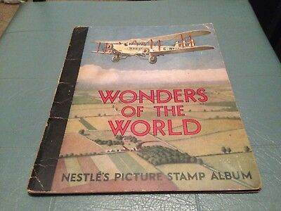Vintage Nestle's - Wonders of The World - Complete