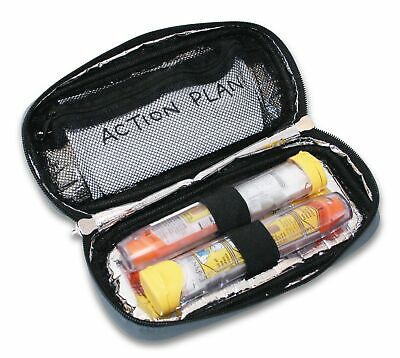 New Epipen Insulated Medical Travel Case Organiser medicine insulin cooler