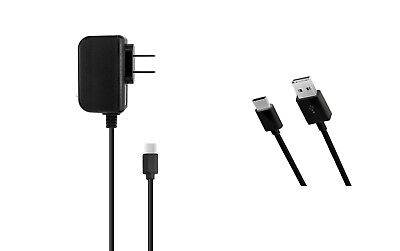 Wall AC Home Charger+USB Cable for Verizon Motorola Moto Z Force Droid XT1650M