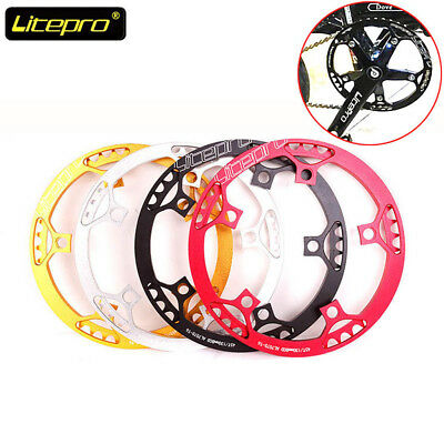 Litepro BCD130mm 42t-58t Chainring 7075 Alloy Chain Ring Single Speed Chainwheel