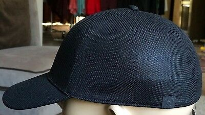 Lululemon Single Panel Cap Hat size L/XL $38 Black