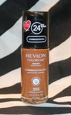 Revlon Colorstay 24 Hour Foundation, Combination/Oily, Pick Your Shade