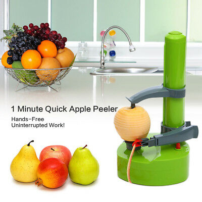 Electric Stainless Steel Potato Vegetable Fruit Peeler Automatic Peeling Machine