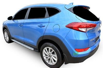 HYUNDAI TUCSON mk3 2015- onwards  Running Boards Side Steps  STYLISH DESIGN