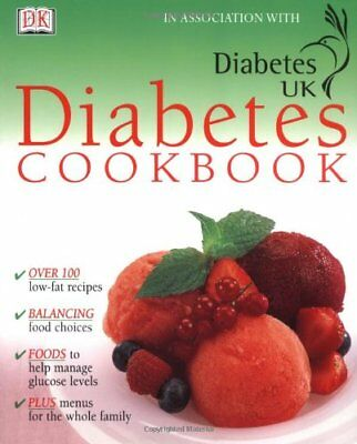 Diabetes Cookbook (British Diabetic Association)-Diabetes UK
