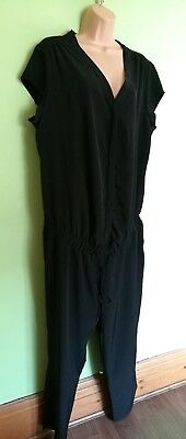 NEW With Tags H&M Maternity Jumpsuit All In One  Size XL
