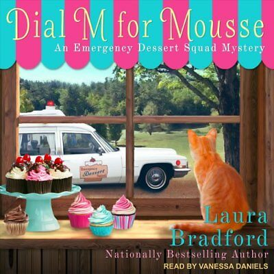 Dial M for Mousse by Laura Bradford 9781541415461 (CD-Audio, 2018)