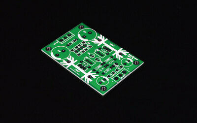 LM317 LM337 Adjustable Rectifier Stabilized Voltage Power Supply Bare PCB Board