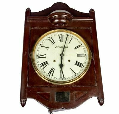 Antique Ansonia Vintage Wooden Art Collectible Classic Pendulum Clock HB 059