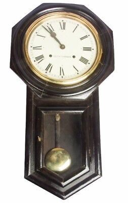Wooden Collectible Home Decor Royal Pendulum Wall Clock Seth Thomas HB 080