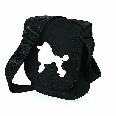 Poodle Bag Dog Walkers Shoulder Bags Handbags Birthday Gift