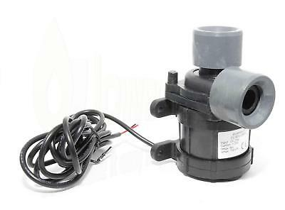 Solar Water Pump 24V IPX8 submersible 8M head 750L/hr for 32mm Pool Hose