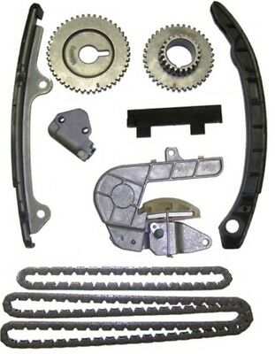 ITM Engine Components 053-90150 Timing Chain Set for 2002-2006 Nissan 2.5L L4 QR25DE