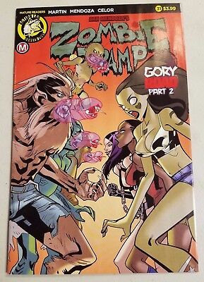 Zombie Tramp #31 Action Lab (Mature Readers) VF-NM