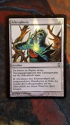 Mtg aether vial x 1 (1 english , 1german) great condition