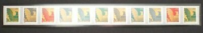 Showgard Stamp Mount 293/30 CLEAR Background Pack of 5