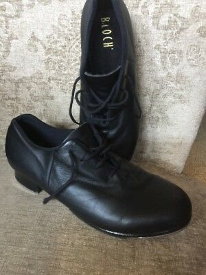 Girls Bloch Tap shoes, Black, So Nice! (size 7.5)