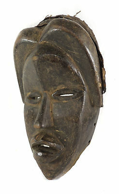 Dan Mask Deangle Liberia African Art   SALE WAS $210