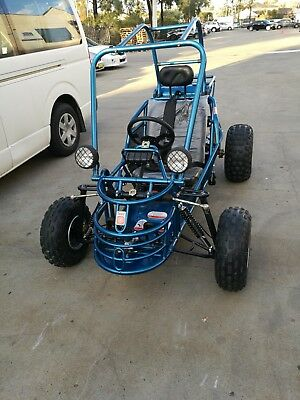 Twister Off Road Buggy 150CC (single seater)