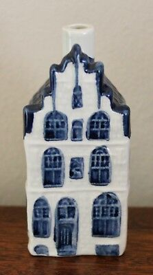 Blue Delft KLM Ashtray House No.22 Made in Holland