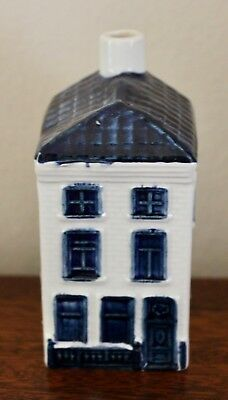 Blue Delft KLM Ashtray House No.26 Made in Holland