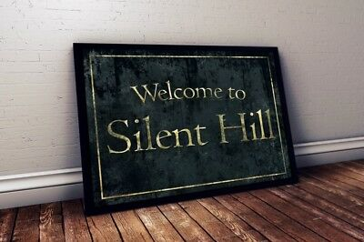 Silent Hill Poster Print