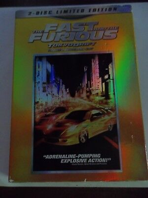 The Fast And The Furious Tokyo Drift    (Next Day Shipping)