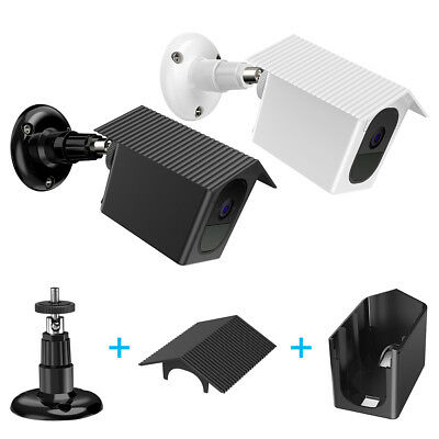 Protective Case Skin Cover+Wall Mount Bracket for Arlo Pro/Pro2 Security Camera