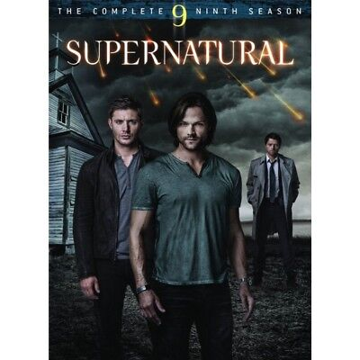 Supernatural - The Complete 9Th Season New Region 2 Dvd