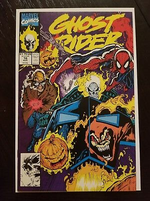 GHOST RIDER #16 (Aug 1991) TM 9.8 Combined Shipping